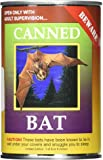 "Canned Critters Stuffed Animal: Bat 6"""