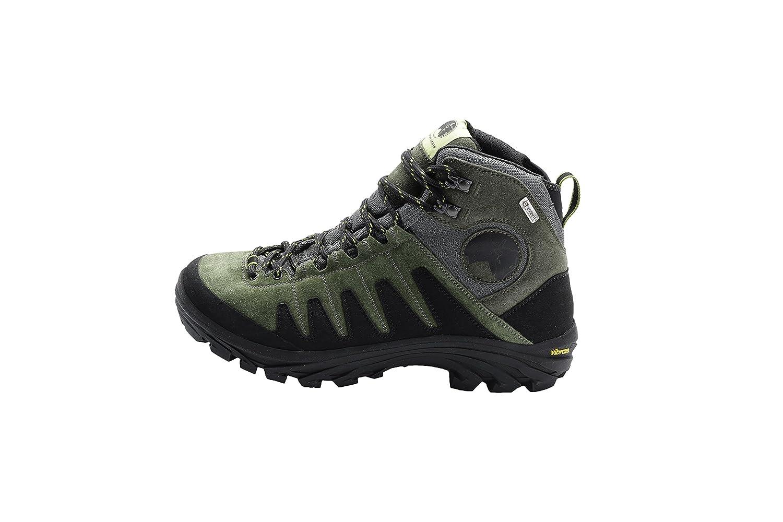 Mishmi Takin Kameng Mid Event Waterproof Hiking Boot B06XFP349H EU 42 / US WM 10.5 / US M 9.5|Moss Green