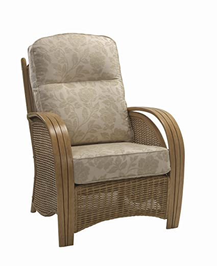 Wondrous Desser Manila Armchair In Emily Fabric Luxury Real Cane Download Free Architecture Designs Sospemadebymaigaardcom