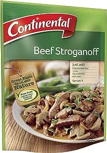 CONTINENTAL Recipe Base | Beef Stroganoff, 40g