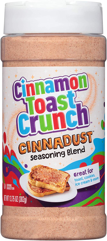 Cinnamon Toast Crunch Cinnadust Seasoning Blend 13.75 OZ
