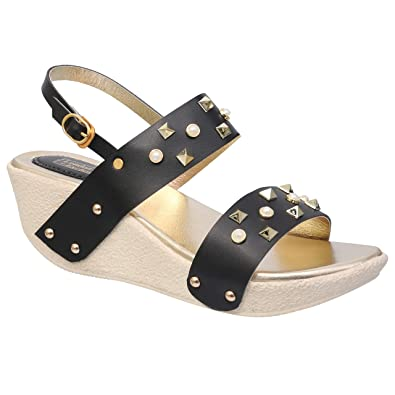 fb750fa0da98 London Steps Women s Synthetic Heels  Buy Online at Low Prices in ...