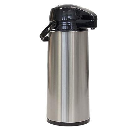 Oxid7 ® termo (– Doble pared dispensador de bebidas – Mantiene Vino Caliente y otras