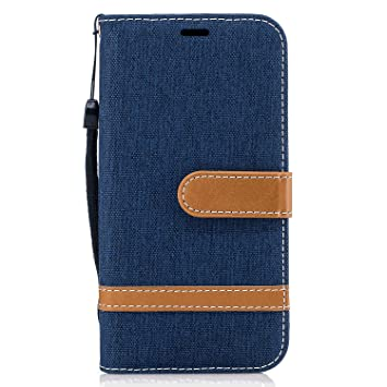 iPhone XR Flip Case Cover for iPhone XR Leather Kickstand Wallet Cover Card Holders Extra-Protective Business with Free Waterproof-Bag Absorbing