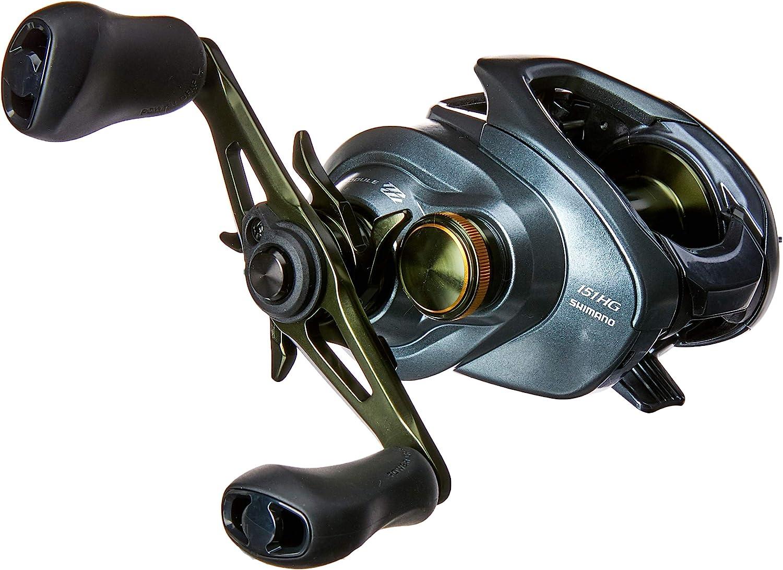 Shimano CURADO DC, LowProfile Baitcasting Freshwater Fishing Reel