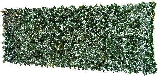 Outsunny Seto Artificial en Rollo 3x1m para Balcón Valla Barandilla Valla de Privacidad Planta Decorativa PE: Amazon.es: Jardín
