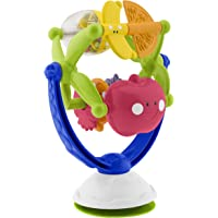 Chicco 05833 baby hanging toy - baby hanging toys (High chair, Multicolour, Fruit, Any gender)
