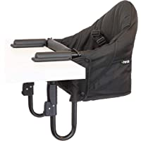 guzzie+Guss 201 Perch Table Chair, Black