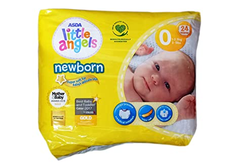 Fine Buy Asda Little Angels Newborn Tiny Baby Diapers Size 0 Gmtry Best Dining Table And Chair Ideas Images Gmtryco