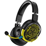 SteelSeries Arctis 1 Wireless Cyberpunk 2077 Limited Edition Gaming Headset -USB-C Wireless -Detachable ClearCast…