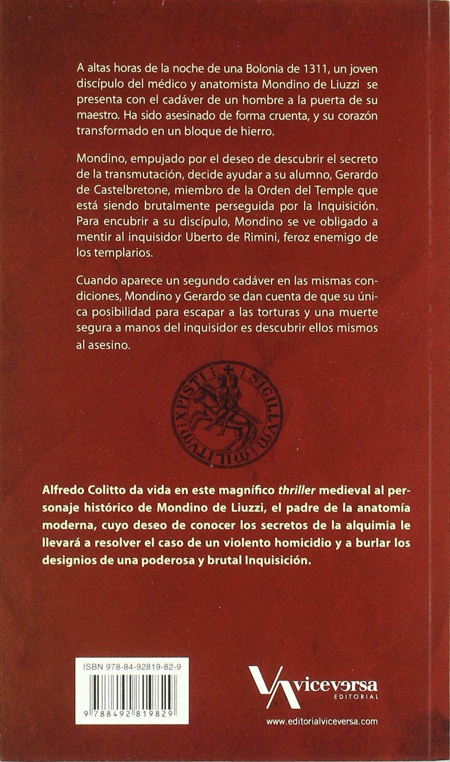 Corazón de hierro (Viceversa thriller histórico): Amazon.es: Alfredo ...