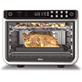 Ninja DT201 Foodi 10-in-1 XL Pro Air Fry Digital Countertop Convection Toaster Oven with Dehydrate and Reheat, 1800…