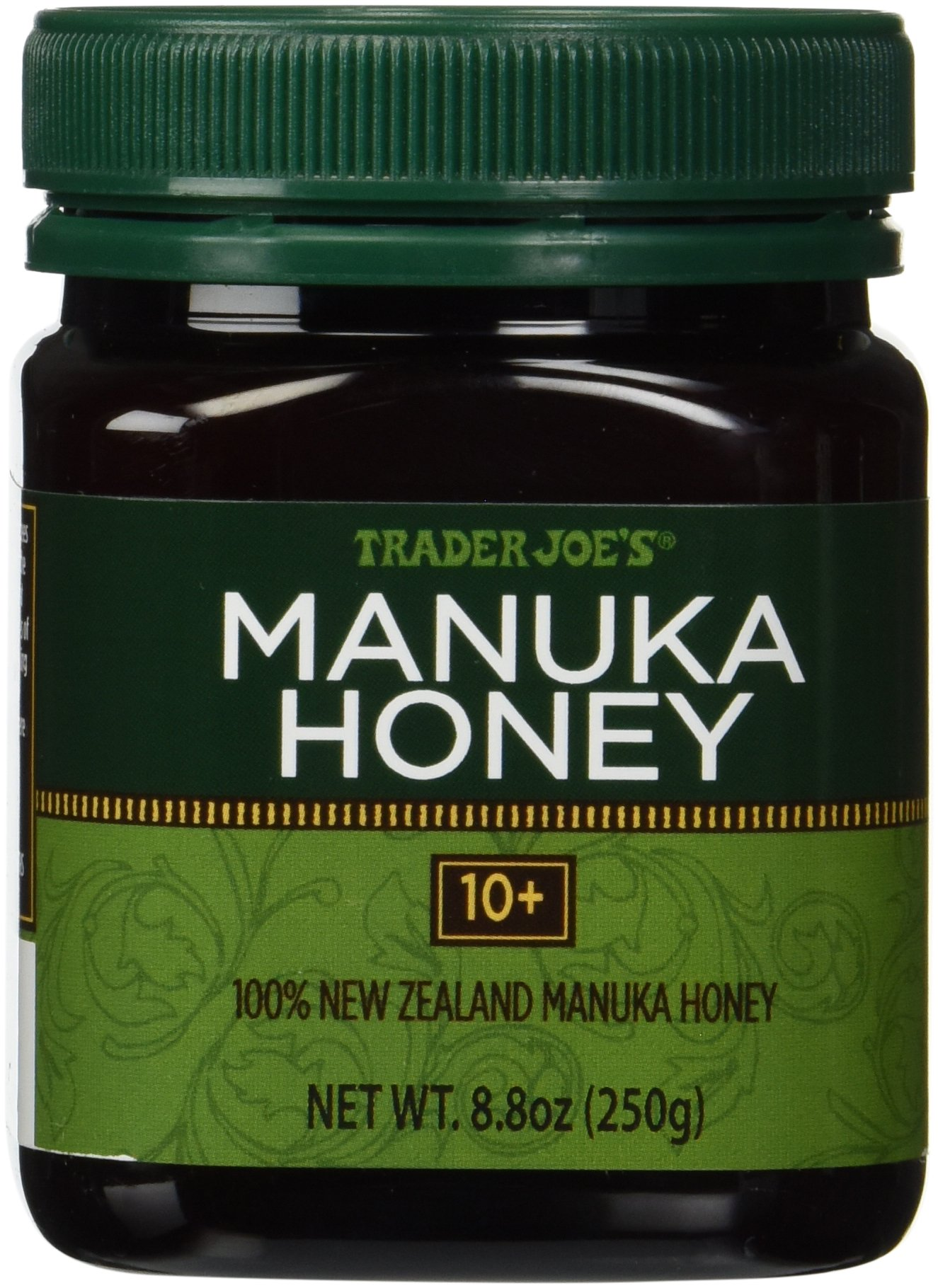 Trader Joe's Manuka Honey UMF 10+ (Pack of 2)