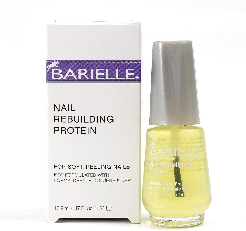 barielle uñas reconstruir proteína .5 oz/14 G: Amazon.es: Belleza