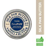 PETACOM Silk Paw Butter with Shea Butter for Soft Paws,Vanilla Butter, 50g