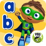 super why alphabet - Super Why! ABC Adventures