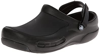 Crocs Men's 15010 Bistro Pro Clog,Black,10 ...
