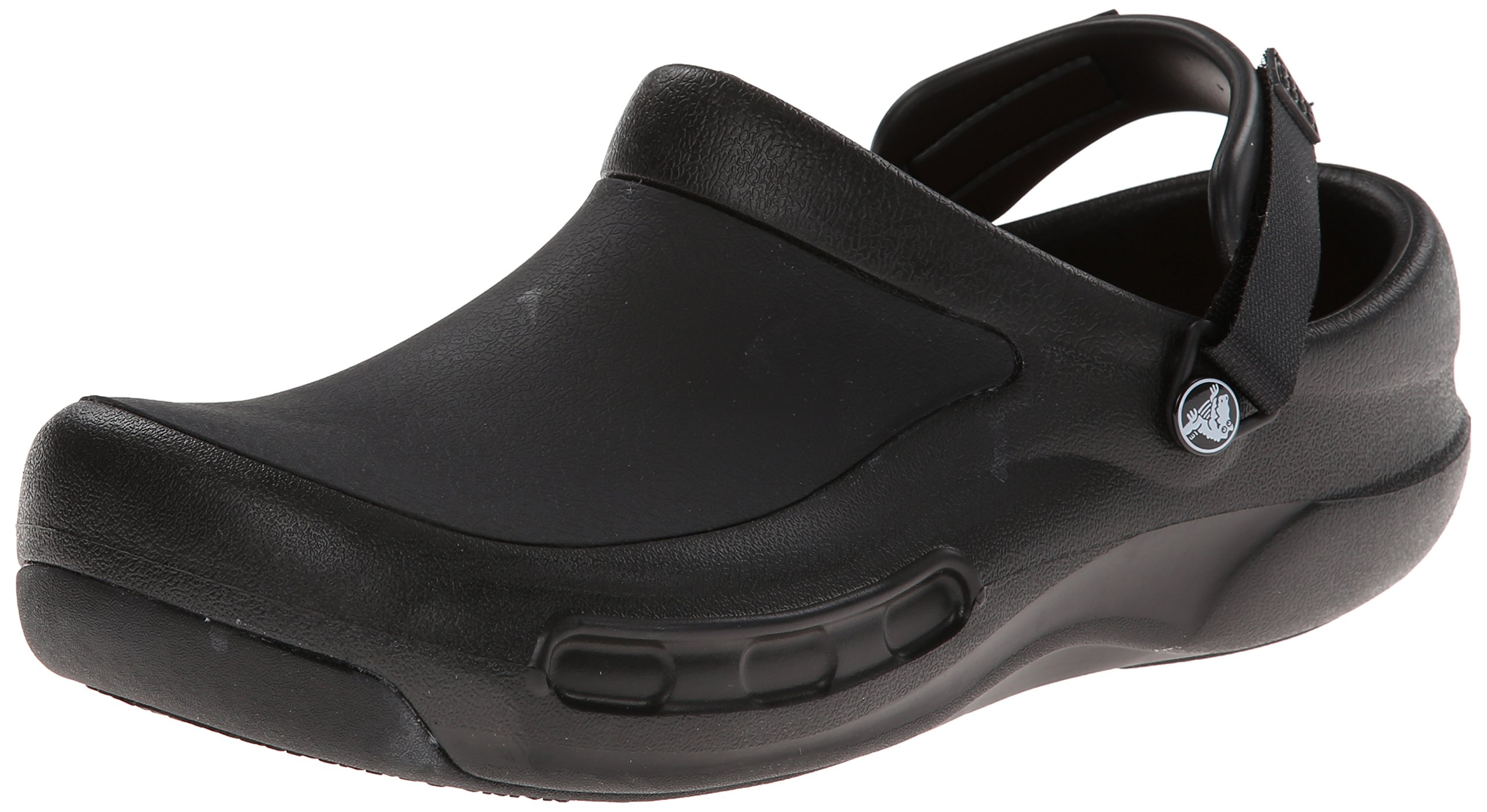 crocs Men's 15010 Bistro Pro Clog,Black,14 M US
