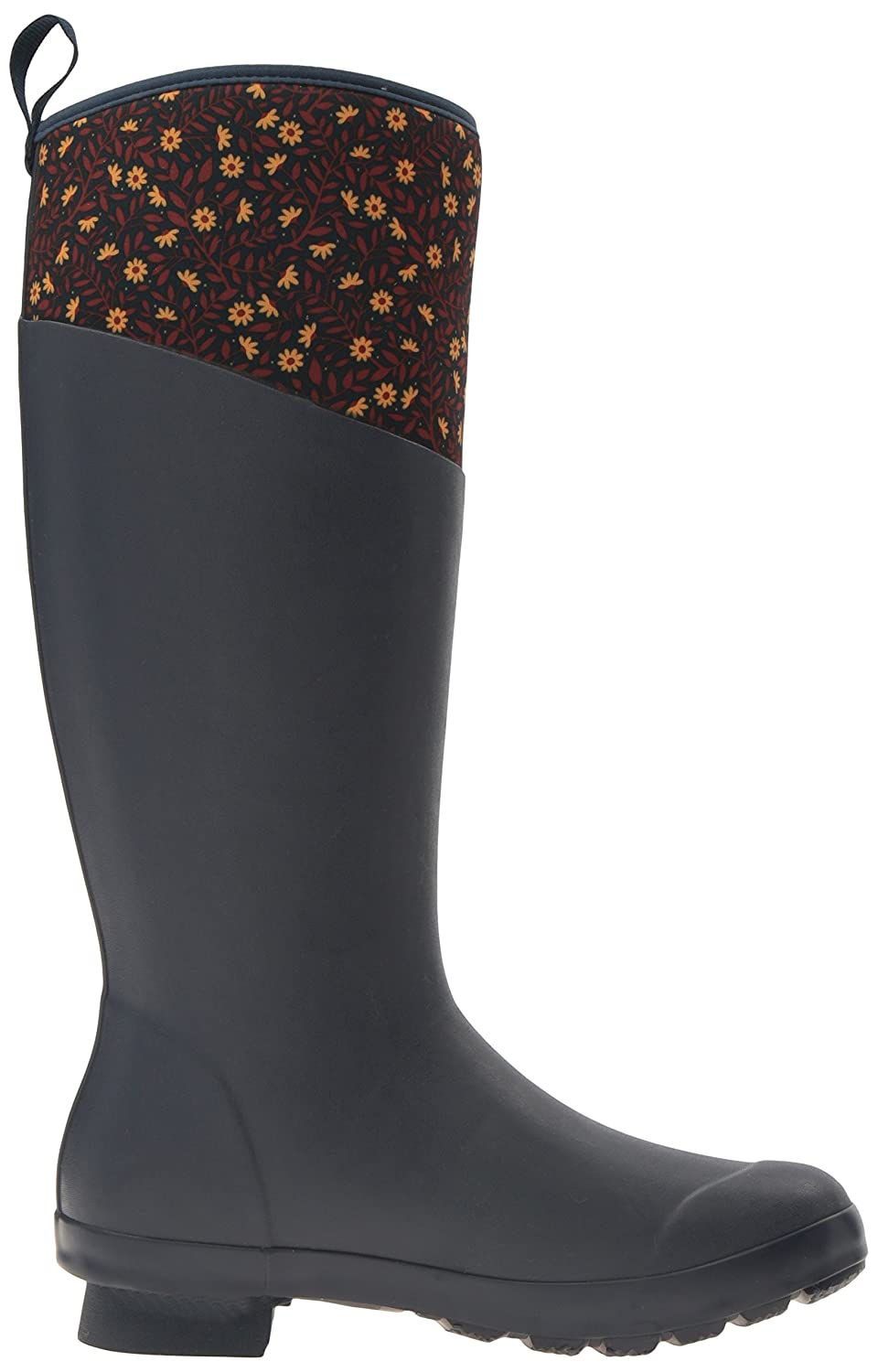 Muck Boot Women's Tremont Wellie Tall Snow B01LY1IKAR 11 B(M) US|Navy Meadows