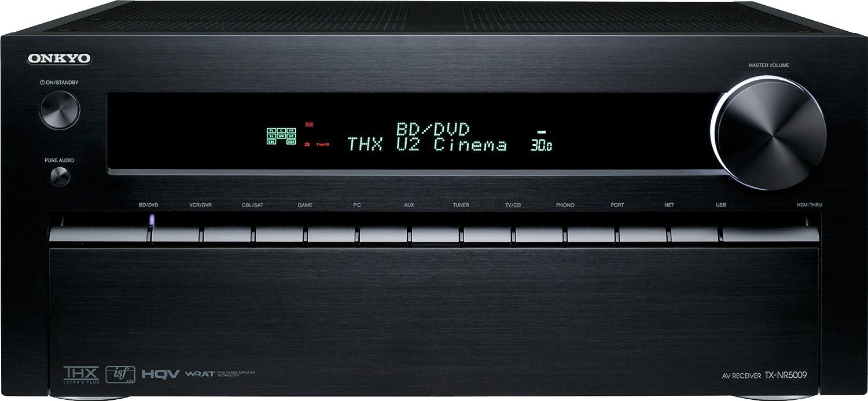 Onkyo TX-NR5009 Network A/V Receiver Windows
