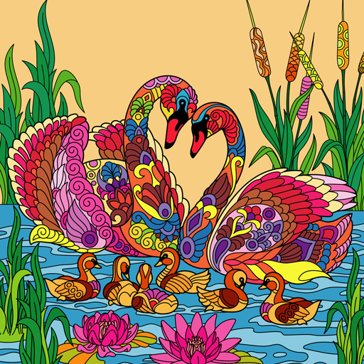 Amazon.com: Wonder Color - Color By Numbers Free Coloring Book For Adults:  Appstore For Android