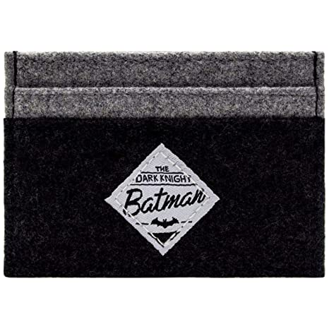 Cartera de DC Batman The Dark Knight Negro