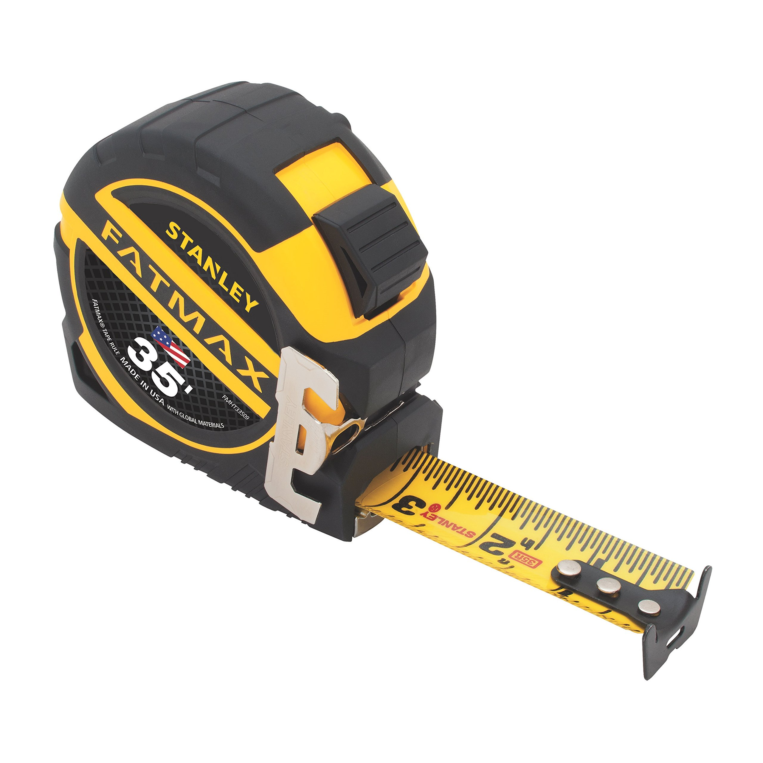 Stanley FMHT33509S FATMAX Premium Tape Measure, 35' x 1-1/4'' by Stanley (Image #1)