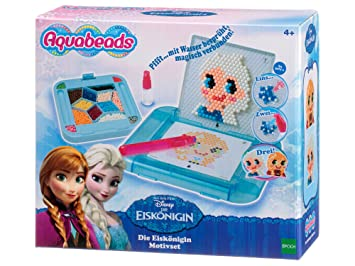 Creativsets Aquabeads Disney Frozen Die Eiskönigin Figurenset