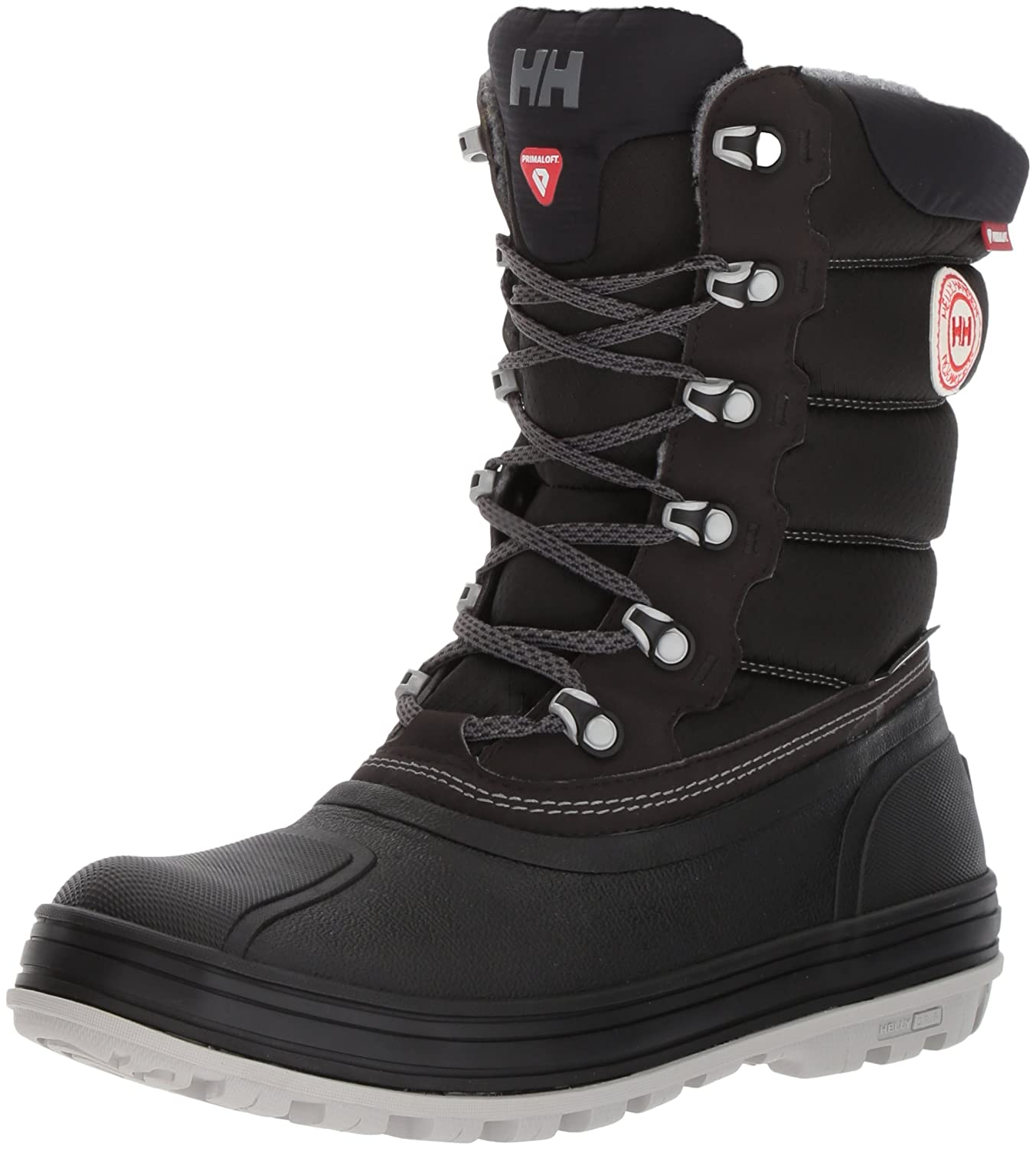 Helly Hansen Women's Tundra CWB Winter Boot B06WLG6W7X 6 B(M) US|Jet Black/Charcoal/Ang