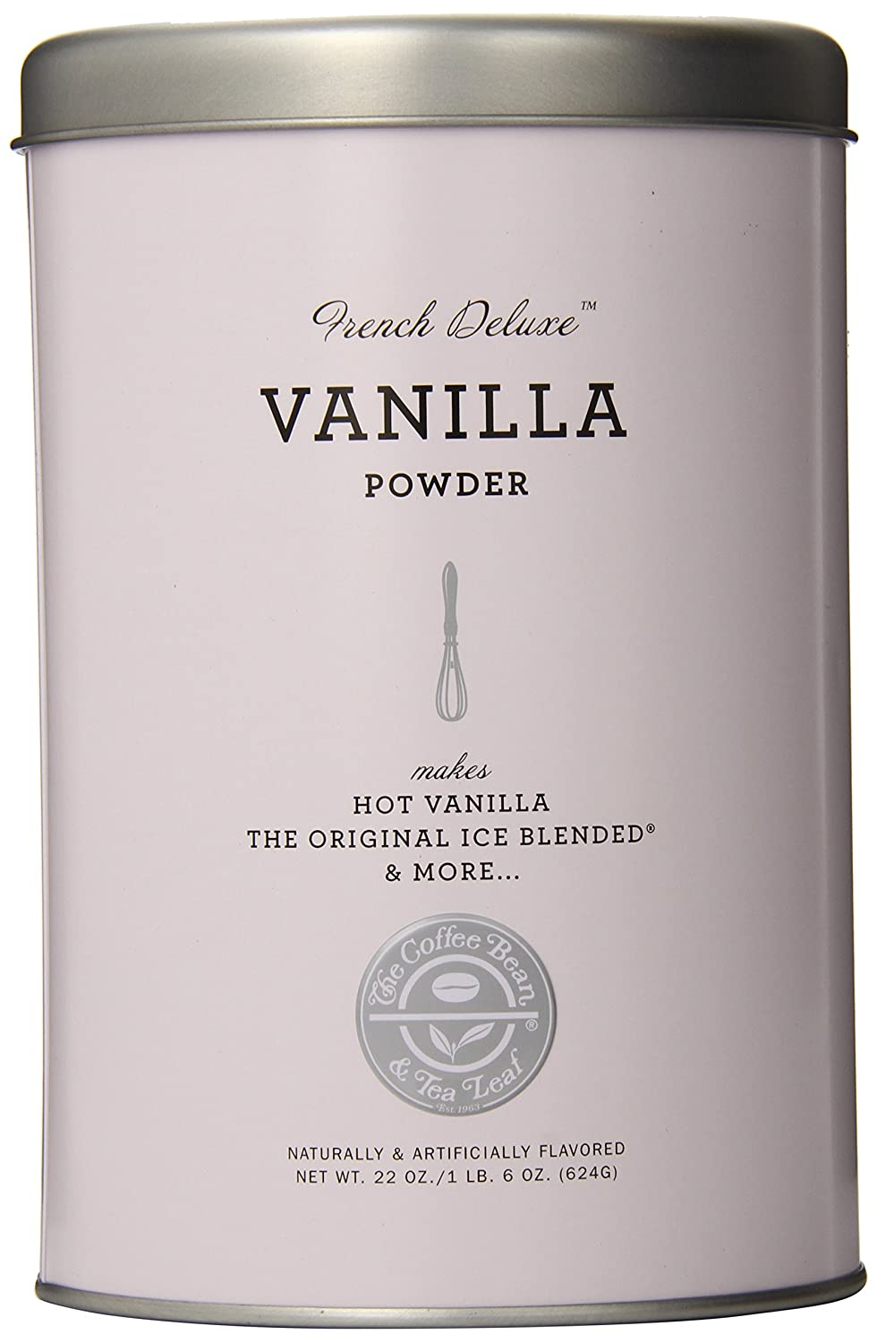 The Coffee Bean Tea Leaf Vanilla Powder 22 Ounce Containers Pack Of 3 Amazon In Grocery Gourmet Foods
