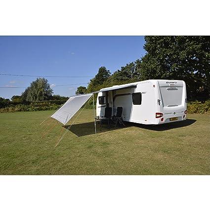Sonnensegel Vorzelt Wohnwagen Sonnenschutz Sonnendach Windschutz Sichtschutz 330