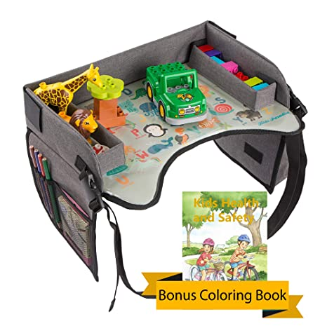 Review Kids Travel Tray with