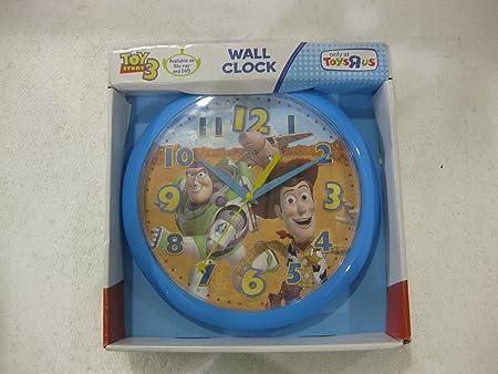 Disney Pixar Toy Story 3 reloj de pared: Amazon.es: Hogar
