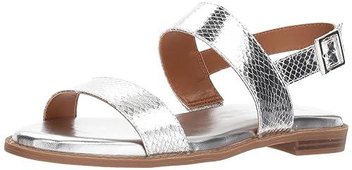 5a4b20539399 Franco Sarto Womens Velocity Flat Sandal  Amazon.ca  Shoes   Handbags