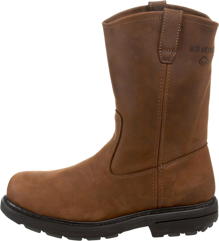 wolverine men's boots on sale