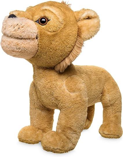 Amazon Com Disney Simba Talking Plush The Lion King 2019 Toys Games
