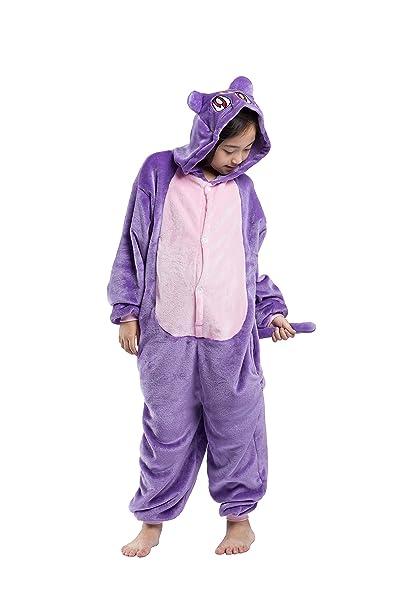 Hstyle Niñas Niños Trajes Cosplay De One Piece Pijamas ...