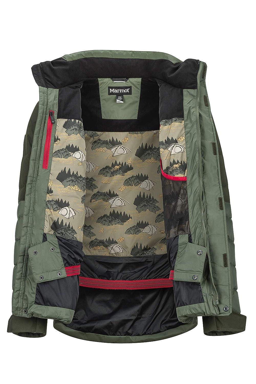 Impermeabile Antivento Piumino da Neve Abbigliamento da Sci E Snowboard Marmot Shadow Jacket Densit/à Dellimbottitura 700 Traspirante Uomo