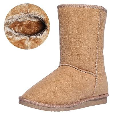 CINAK Damens's Damens's CINAK Winter Resistant Snow Warm Stiefel Gift a5e60c