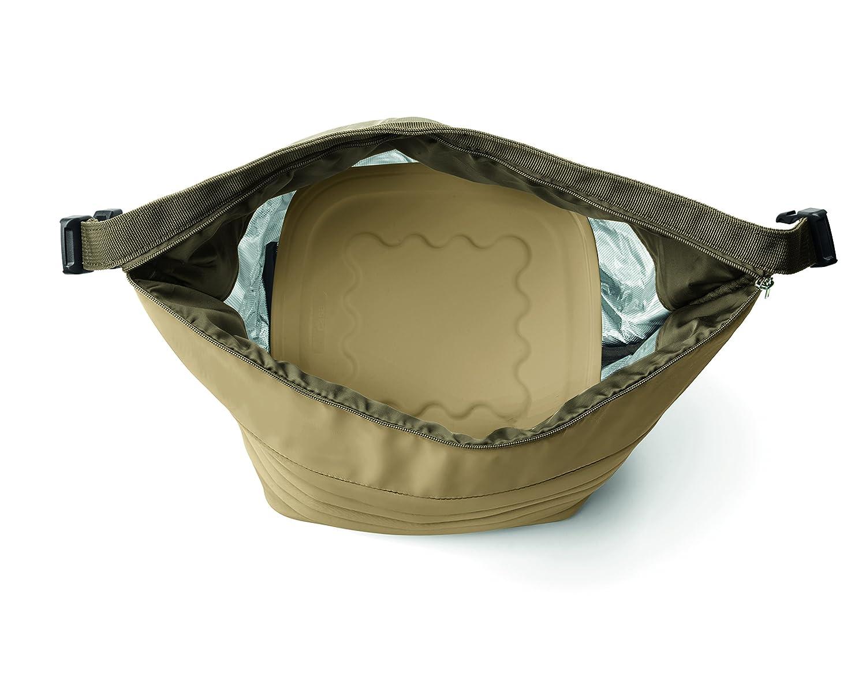 Container Kleine Thermotasche M//Frischhaltedose Handy, 19,6 x 19,6 x h7 cm 1400cc Bag Guzzini 22 x 18 x h22 cm;