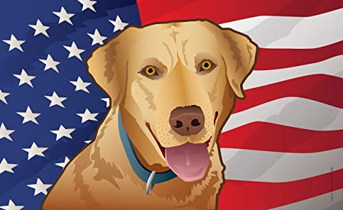 Citizen Pride Maryland Chessie Door Mat by Joe Barsin, 30×18, Chesapeake Bay Retriever