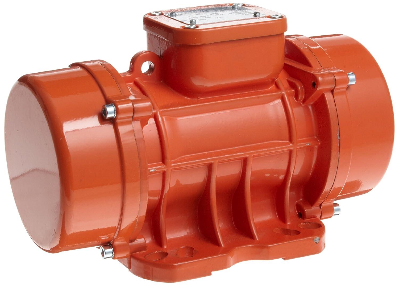 Oli Vibrator MVE.220/2 Electric Vibrator Motor, Three Phase, 2 Poles, 3600 RPM, 60 Hz, 230/460 Volt, 209.44 Lb Output Force CECOMINOD072554