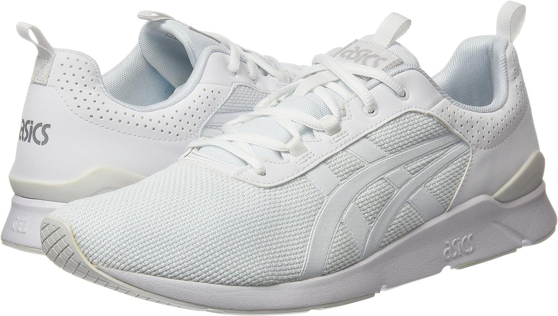 Asics H6K2N, Zapatillas Unisex Adulto, Blanco, 39.5 EU: Amazon.es: Zapatos y complementos