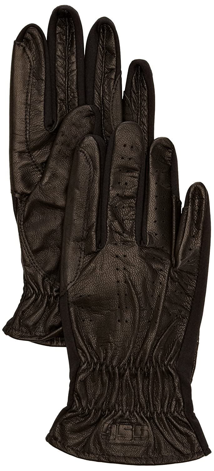 Ladies leather horse riding gloves - Amazon Com Ssg Leather Pro Show Gloves Horse Riding Gloves Sports Outdoors