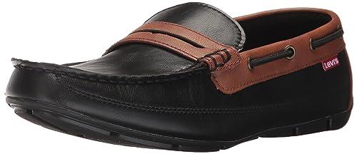 28514d6e1c8 Levi s Men s Pierce Burnish Driving Style Loafer