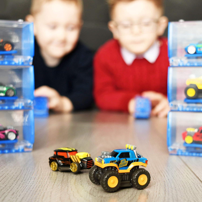 AUTO BRAND Gratis! CCC4 Teamsterz-Micro motorz SERIE 1 /& 6 sorprese 20