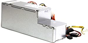 Dell 275w Power Supply for Optiplex 740, 745, 755, GX520, GX620. Dimension 5100c, 5150c, 9200c sff Systems H220P-01, N220P-01, N275P-00, H275P-00, HP-L275GF3P, H275P-01