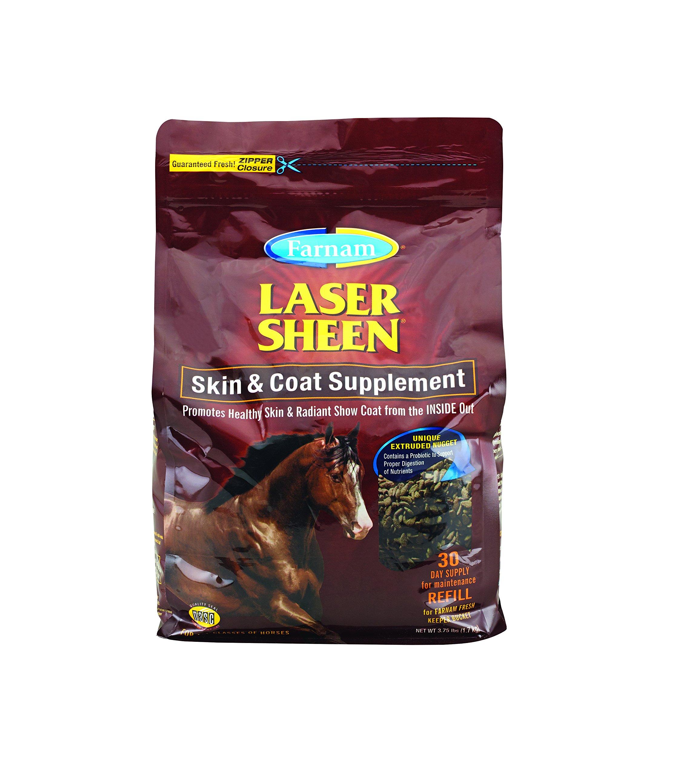 554172 Laser sheen Skin & Coat, 3.75 lb