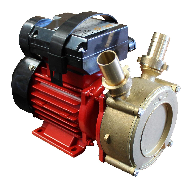 TOOGOO 10W Water Flow Pump Mini Hydro Generator Turbine Flow Hydraulic Conversion 80V