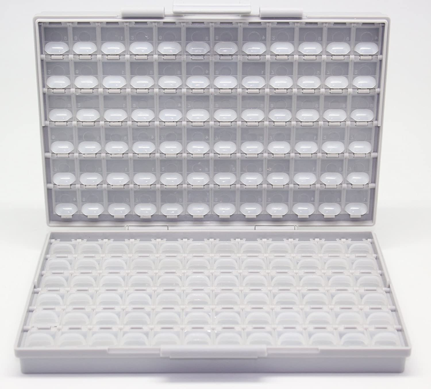 Bead Storage Organiser We Take Customers As Our Gods Bead Storage & Jewelry Display
